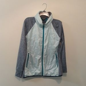 Title Nine Lightweight Jacket With Thumholes XL